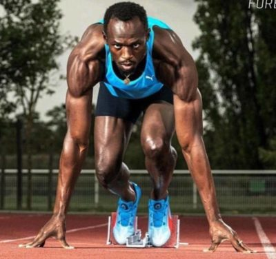 Usain Bolt – Lessons in confidence