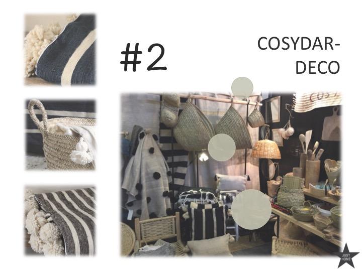 M&O #2 COSYDAR-DECO