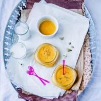Maavina Hannu Seekarane | Aamras | Mango Pulp in Coconut MilK