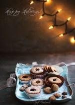 Eggless Linzer Cookies https://justhomemade.net/2015/12/16/eggless-linzer-cookies