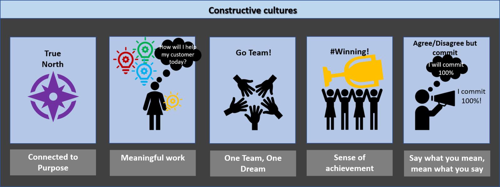 constructive cultures
