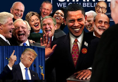 99.9% Of US Politicians Are Actual Psychopaths? Sociopaths?  You choose!