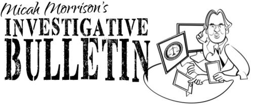 Investigative Bulletin: The Murder Curtain