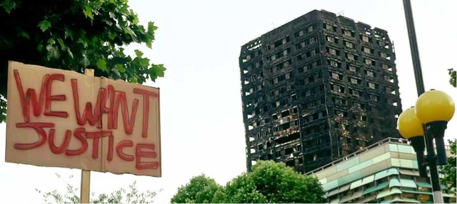 Grenfell, a poem