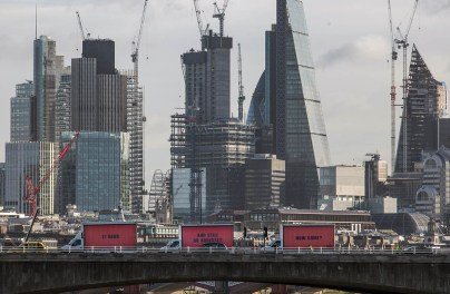Jeff Moore THIS PICTURE IS FREE TO USE THREE BILLBOARDS OUTSIDE GRENFELL TOWER, LONDON (INSERT PHOTO) London, 15th February 2018: Community-led organisation, Justice4Grenfell, today paraded three billboards past Westminster on the way to Grenfell Tower, to highlight the lack of progress being made in the wake of the Grenfell Tower tragedy. Marking 8 months since the tragic event, the highly visible stunt recreates a scene from the film 'Three Billboards Outside Ebbing, Missouri', following its success at the Golden Globes and multiple nominations for this weekend's BAFTAs. The billboards read '71 Dead', 'Still No Arrests', 'How Come?' For further information, or to arrange an interview with a Justice4Grenfell spokesperson, please contact Paul McEntee on paul@mcandt.co.uk or 07791 156326; or Matt Crowhurst on matt@mcandt.co.uk or 07971 301874.