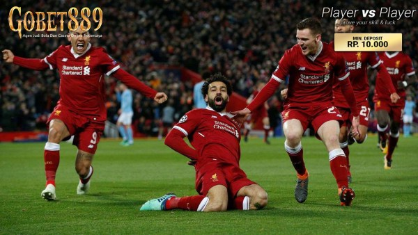 Prediksi Liverpool vs AS Roma