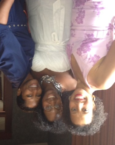 #FergiesTideCoolOff: An Afternoon of Ladies, Lunch, Laundry-Talk and Laughs