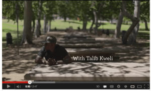 On Connecting Over What Matters: Talib Kweli, Me and The Kinsey Collection {Campaign}