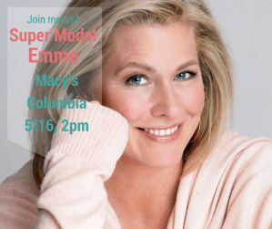 Celebrate My Runway Moment! Saturday 5/16 @ Macy's at The Mall at Columbia (MD) #MacysEmme #Sponsored