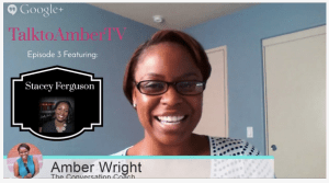 INTERVIEW: TalktoAmberTV ~ What Every Blogger Needs to Know About Pitching to Speak At a Blogging Conference