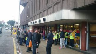 ISS picket 9