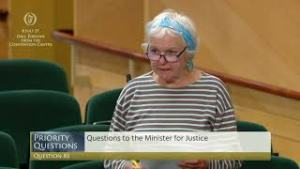 Read more about the article 08.07.21 – Brid Smith – Dail