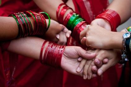 Women Helping-Hands