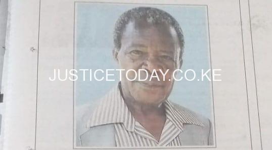 UASIN GISHU FARMER WHO WON LAND CASE AGAINST DP RUTO PASSES ON