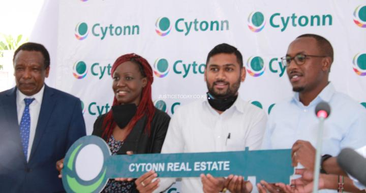 Cytonn Real Estate Hands Over Phase III of Its Comprehensive-Lifestyle Masterpiece Project, The Alma.