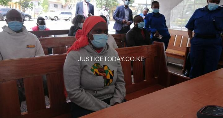 Clinical manager charged with stealing Sh 1 Million from a hospital.