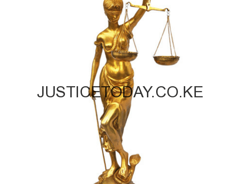 COURT ORDERS VERIFICATION OF A DOCUMENT HELD BY AN ACCUSED PERSON IN SH 3.8 BILLION SHARES.