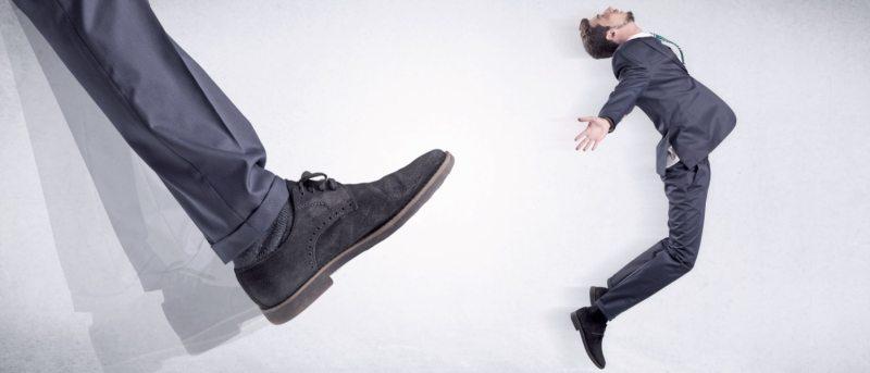 ninguna persona puede ser despedida por denunciar maltrato laboral