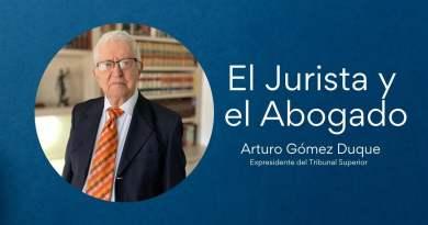 El Jurista y el Abogado