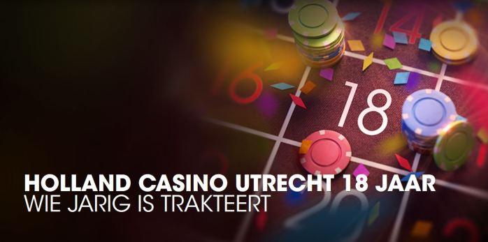 Holland casino - justin vliegenthart