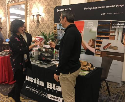 Justin Blair & Co at the NSRA Conference