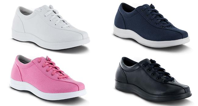 Apex Petal footwear from Justin Balir