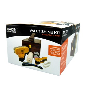 Executive Valet Shine Kit