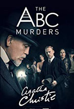 poster for The ABC Murders on BBC