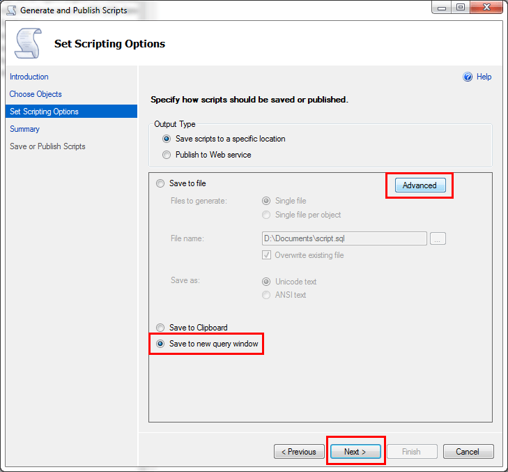 How to Restore Data to MS-SQL Server 2008 from MS-SQL Server 2008 R2 (4/6)