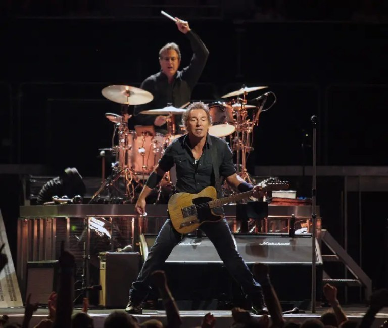 What We Can Learn About Writing from Bruce Springsteen