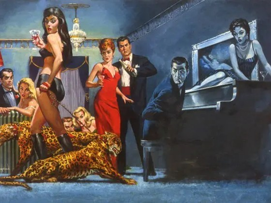 American Pulp by Charles Copeland