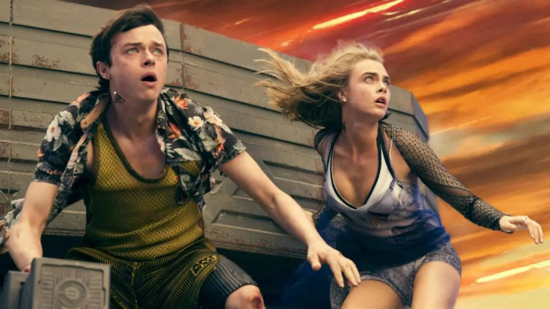 Does Valerian and the City of a Thousand Planets hold up to The Fifth Element?