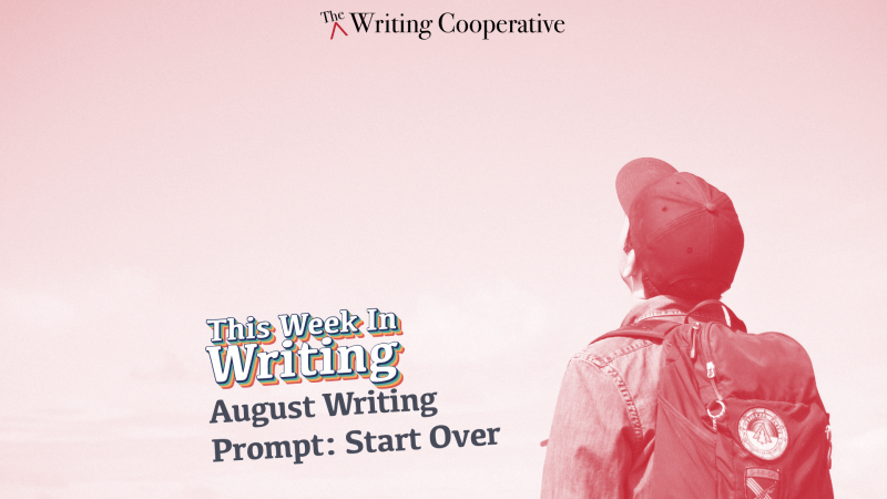 August Writing Prompt: Back To School