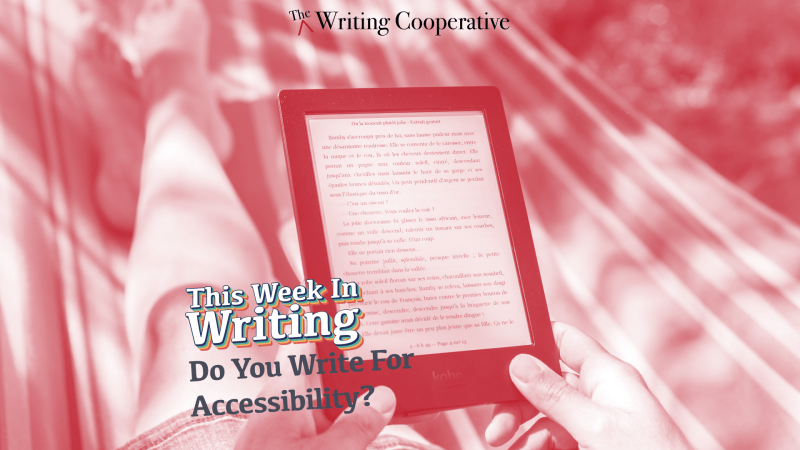 Do You Write For Accessibility?