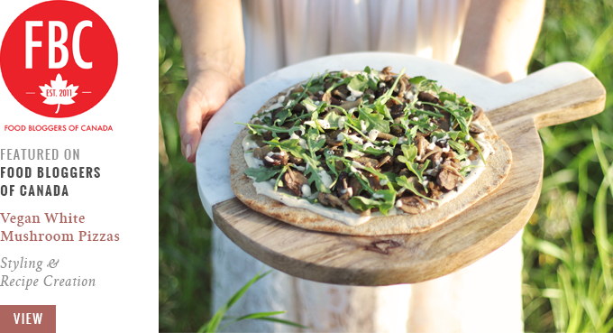 justine-celina_easy-vegan-white-mushroom-pizzas-on-the-grill_food-bloggers-of-canada_feature