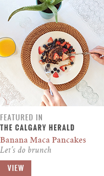 Feature // Let's Do Brunch | Calgary Herald Gastropost // JustineCelina.com
