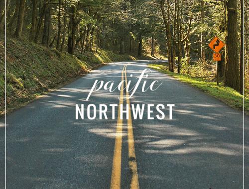 Snapshot | Pacific Northwest // JustineCelina.com