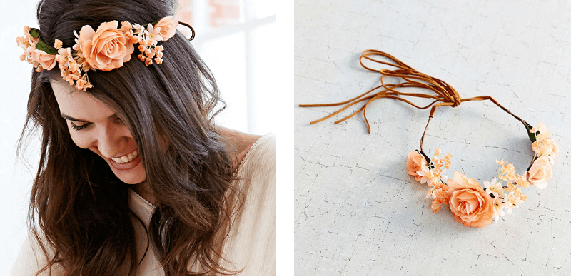 Pattern Obsession | Floral Frenzy | Flower Crown // JustineCelina.com