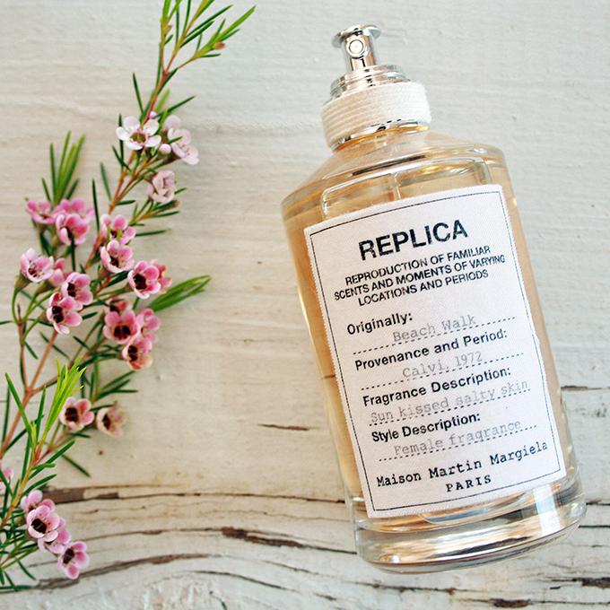 Best in Beauty | April 2015 | 'REPLICA' Beach Walk | Maison Martin Margiela // JustineCelina.com