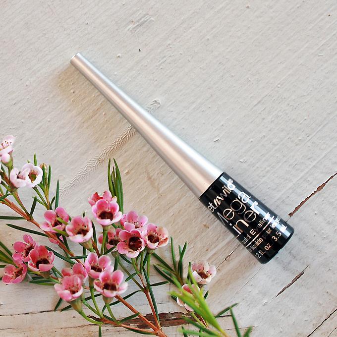 Best in Beauty | April 2015 | Wet n Wild Mega Liner Liquid Eyeliner in Black // JustineCelina.com
