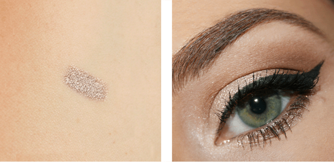 Best in Beauty | April 2015 | Zoeva GRAPHIC EYES + Eyeliner in Nude Reflection // JustineCelina.com