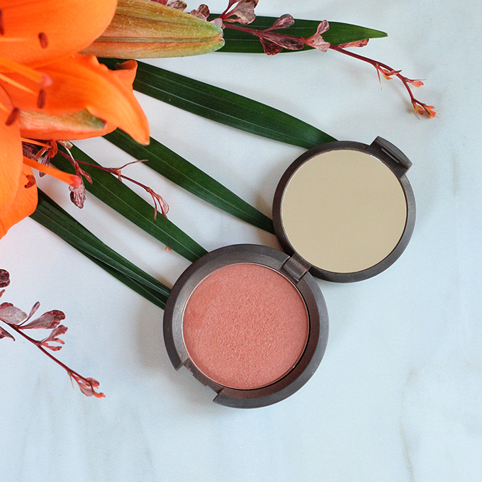 Best in Beauty | June 2015 // BECCA Mineral Blush in Songbird Photos, Review, Swatches  // JustineCelina.com