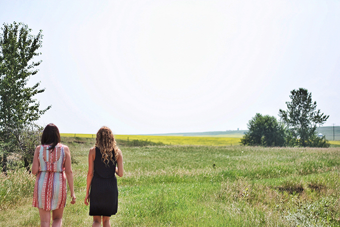 Summertime in the Country  // JustineCelina.com