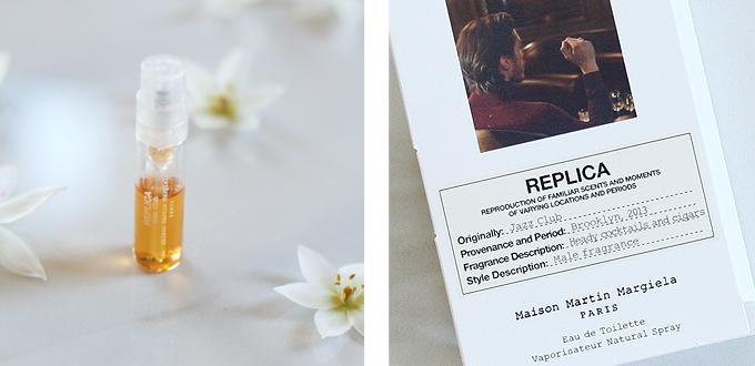 Maison Martin Margiela 'Replica' Jazz Club Fragrance Photos, Review