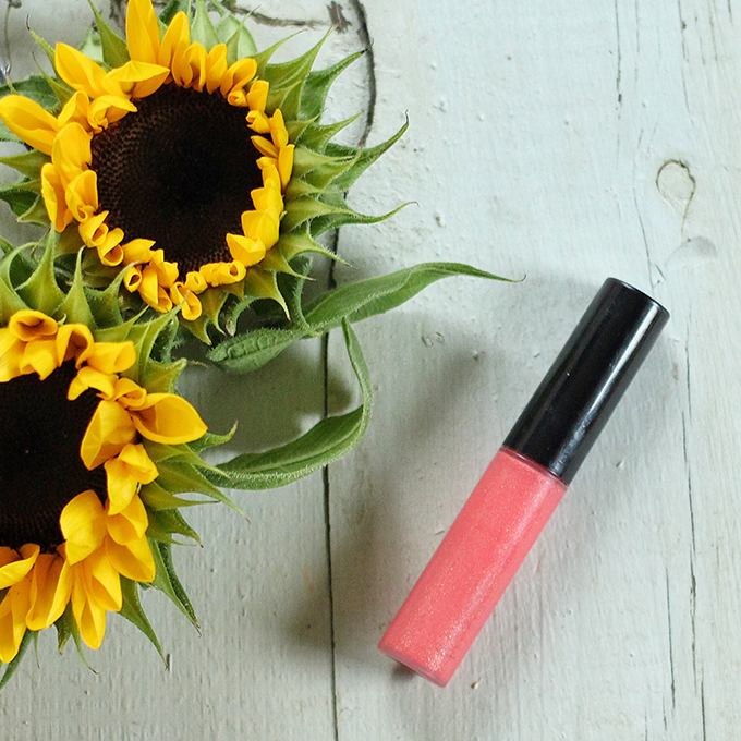 Best in Beauty | August 2015 | MAC Lipglass in Lychee Luxe Photos, Review, Swatches // JustineCelina.com