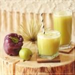 Peppered Pear Elixir // JustineCelina.com