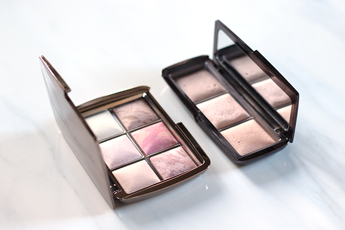 Best in Beauty | Hourglass Ambient Lighting Edit Palette v.s. Hourglass Ambient Lighting Palette Photos, Review, Swatches| October 2015 // JustineCelina.com