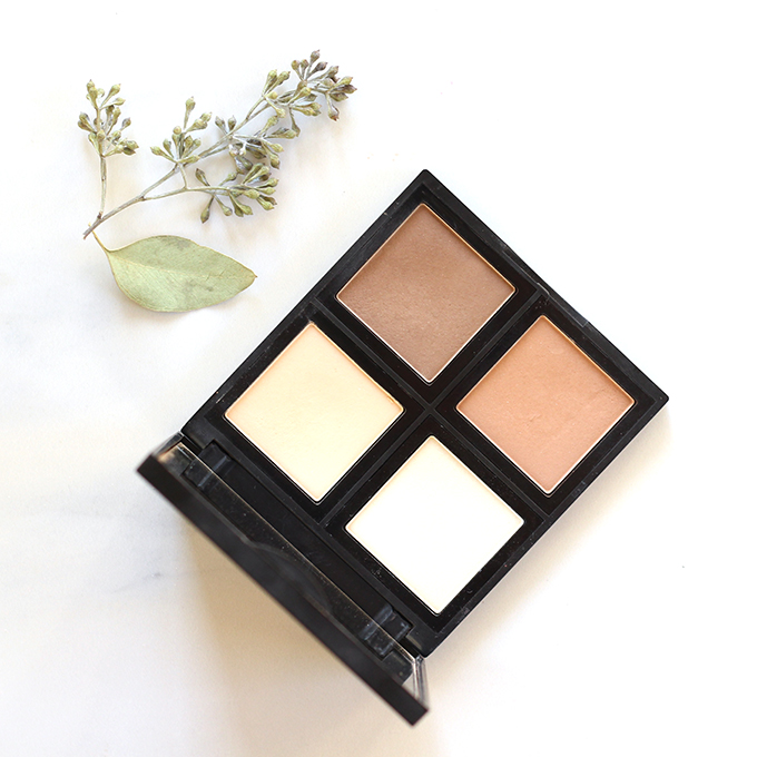 Best in Beauty   e.l.f. Contour Palette Photos, Review, Swatches   October 2015 // JustineCelina.com