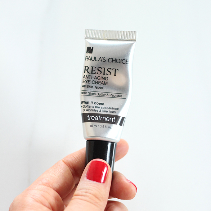 Paula's Choice Resist Anti-Aging Eye Cream Review, Photos, Results
