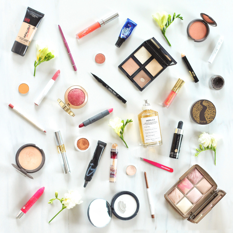 2015 Beauty Favourites // JustineCelina.com